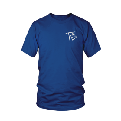 TSG-Logo-T-Shirt-Front-Royal-Blue